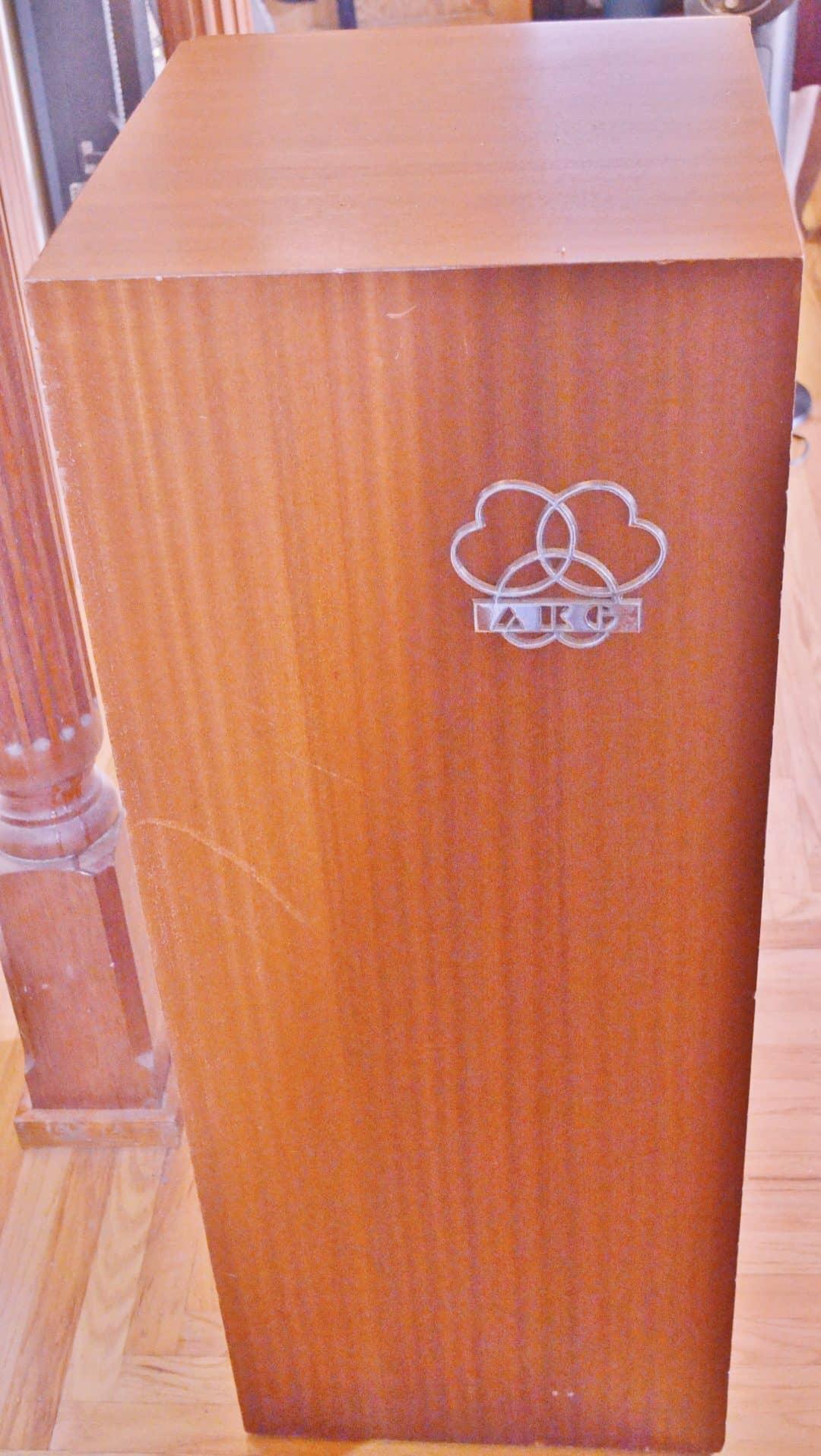 AKG BX 20 Spring Reverb