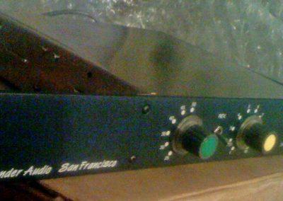 Dan Alexander Audio Mono Class A Pre Amp