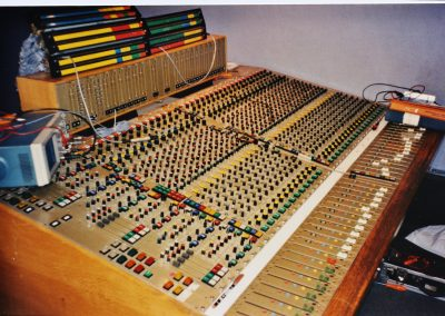 Cadac Mixing Console