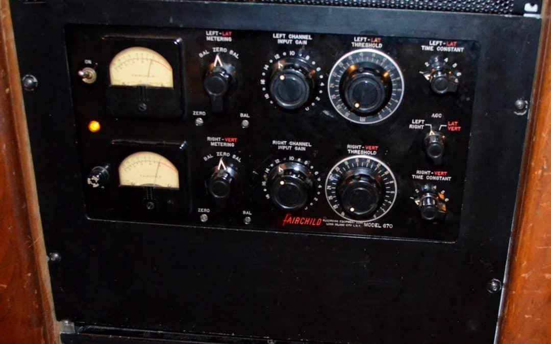 Fairchild 670 Limiter