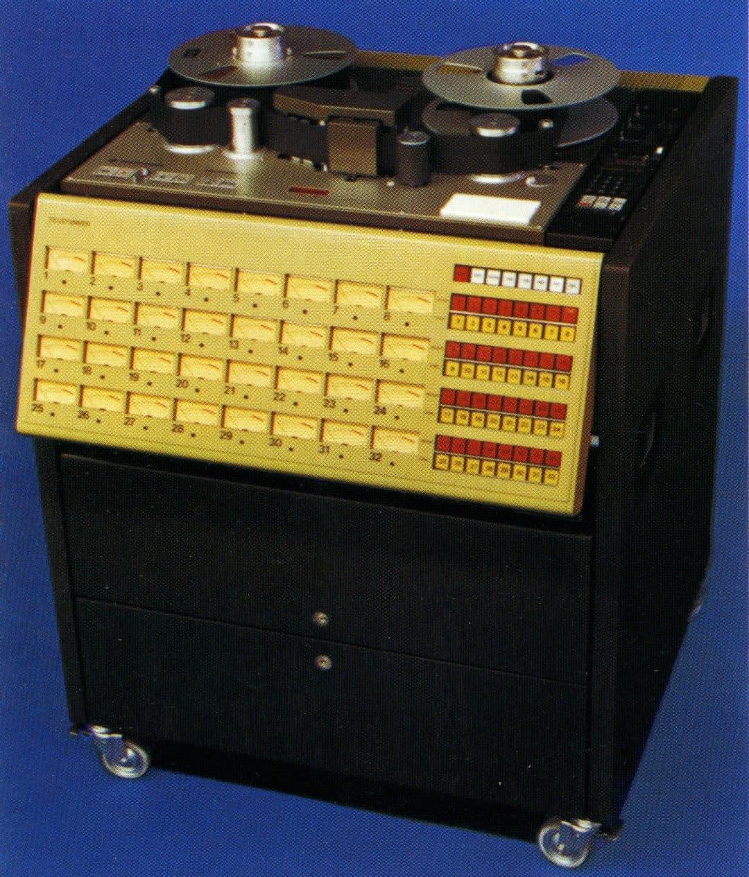 Telefunken 32 Track Tape Recorder
