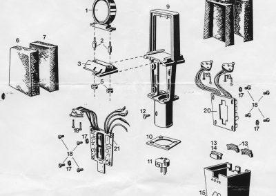 AKG C 414 B Manual Page