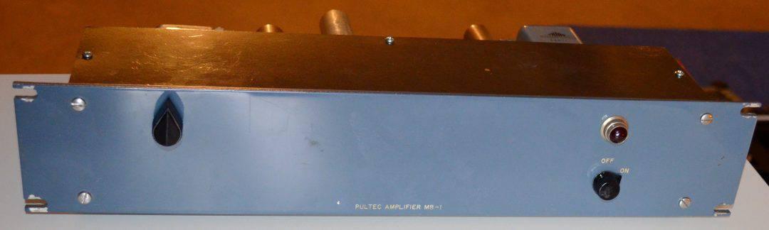 Pultec MB-1 Amplifier
