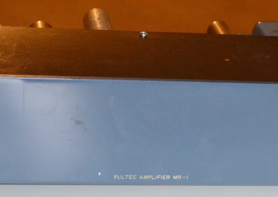 Pultec MB-1 Amplifier