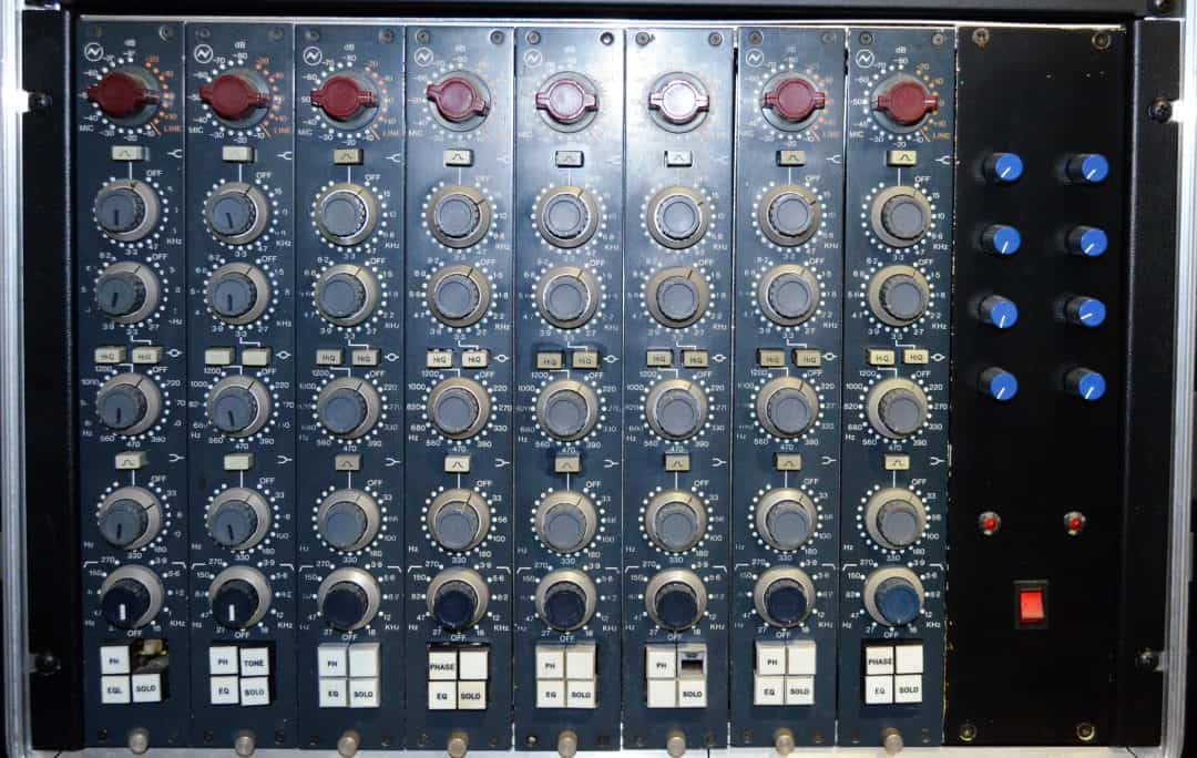 Neve 1081 Modules