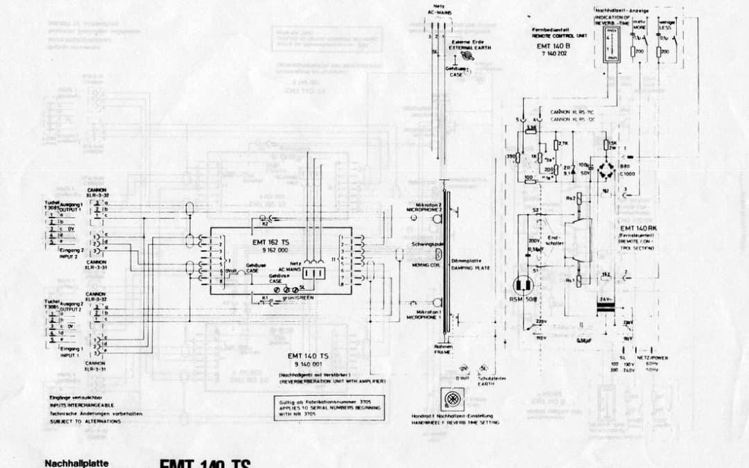 EMT 140 TS Schematic