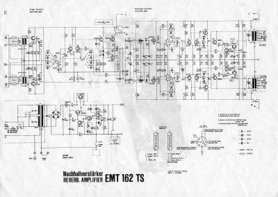 EMT 162 TS Schematic