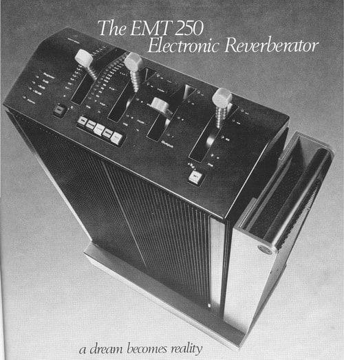 EMT 250 Advertisement