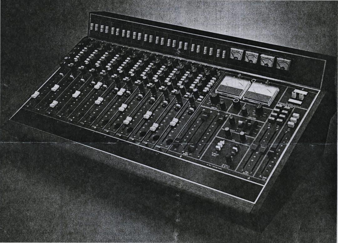 Neve 5400 Series