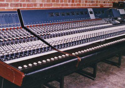 Neve Custom 48 Input Console