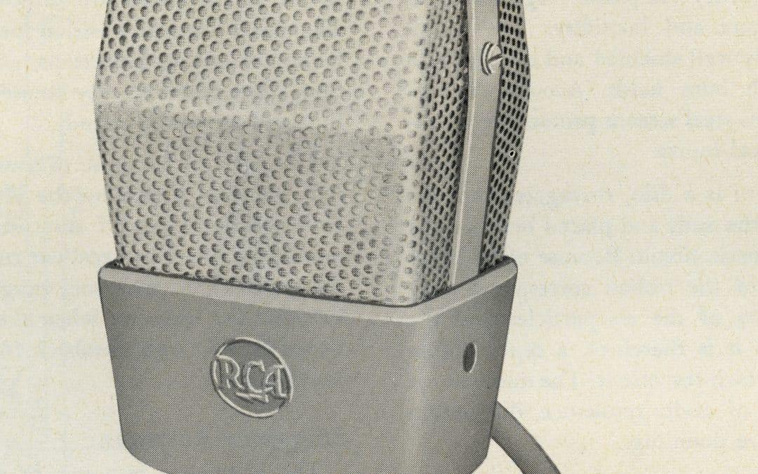 RCA BK-11 A