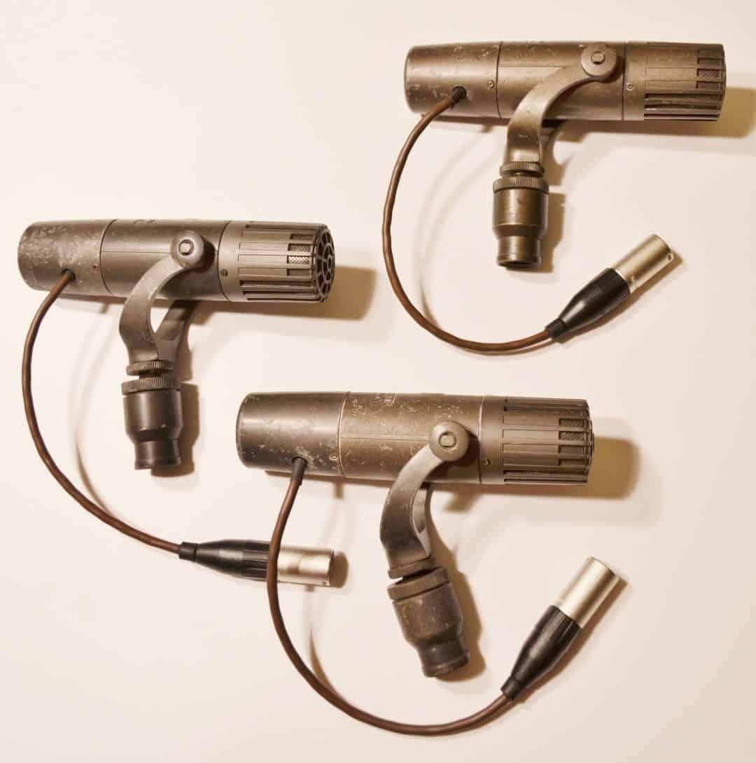 RCA BK5 B Microphones