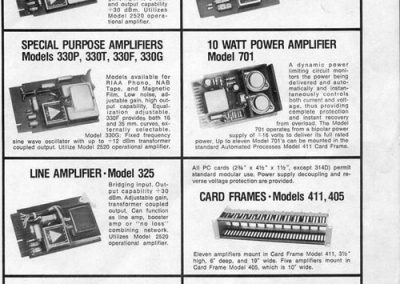 API Amplifier Advertisement
