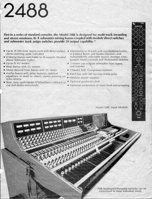 API 2488 Brochure Page