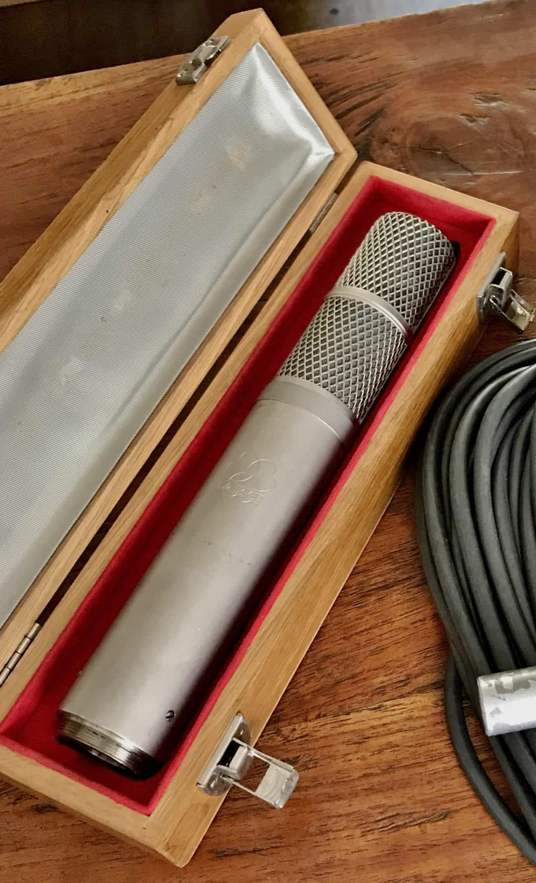 AKG C24 Stereo Condenser Microphone