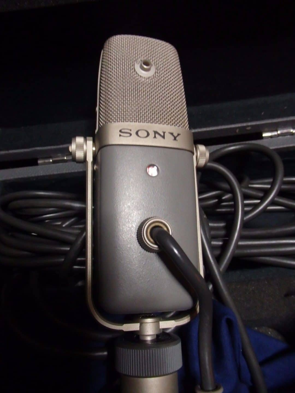 Sony C38B Back