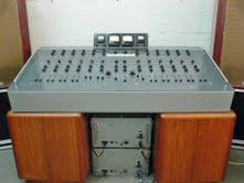 EMI Mixing Desk