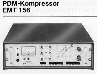 EMT 156 PDM-Compressor