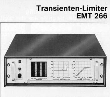 EMT 266 Transient Limiter