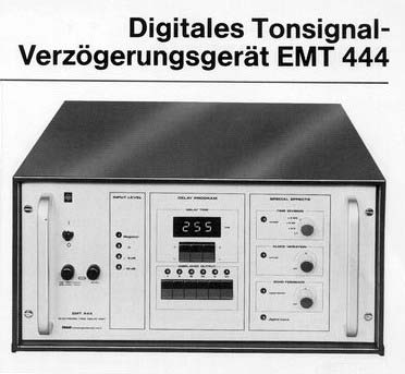 EMT 444 electronic delay unit