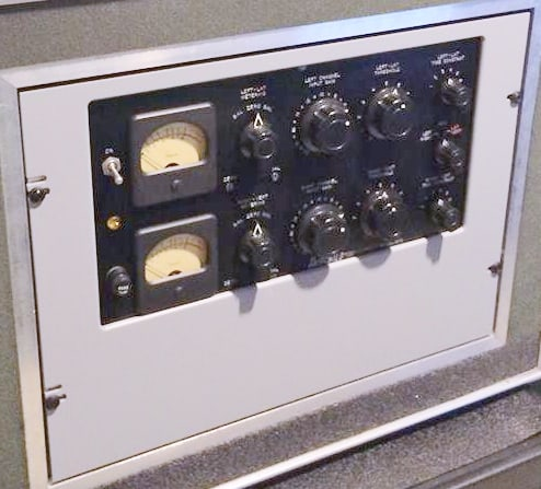 Fairchild 670 Compressor/ Limiter