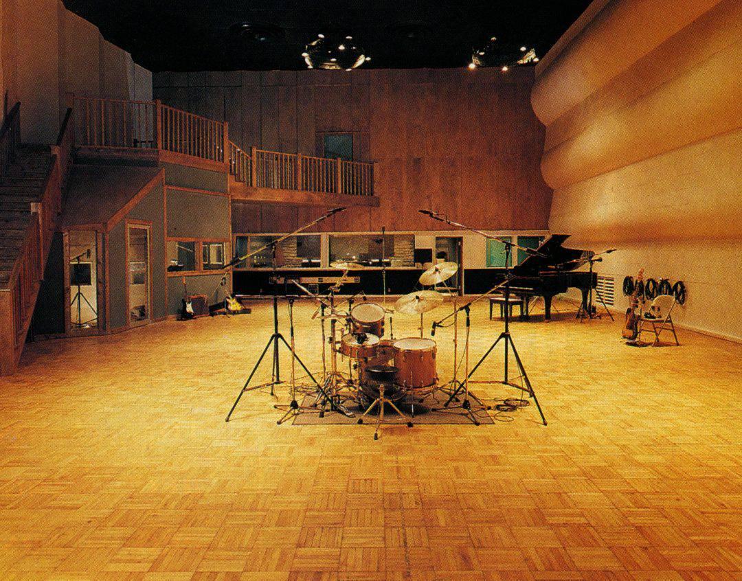 RCA Studio A Nashville