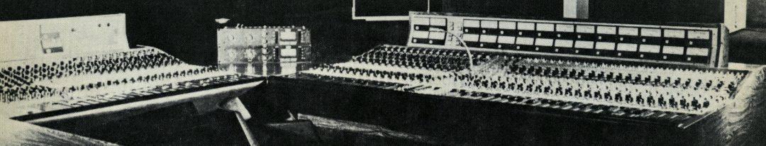 Cadac Mixing Console