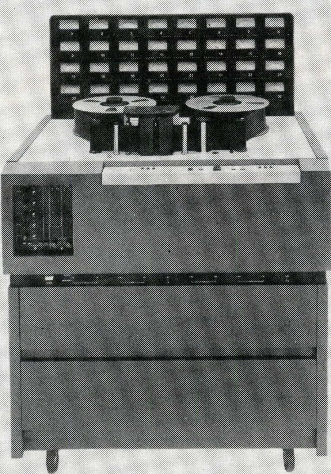 MCI JH32 3 inch 32 track Tape Recorder