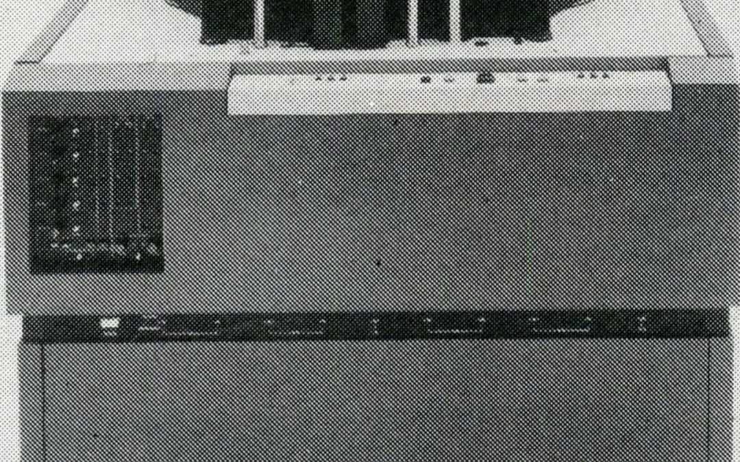 MCI JH32 – 3 inch 32 track Tape Recorder