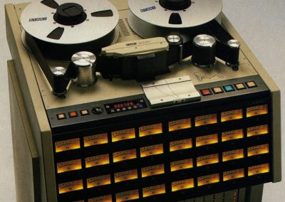 Otari MX 80 Tape Recorder