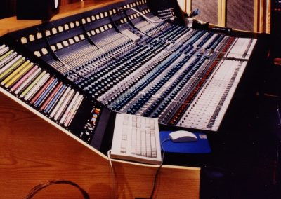 Neve 8088 Sunset Sound Studios