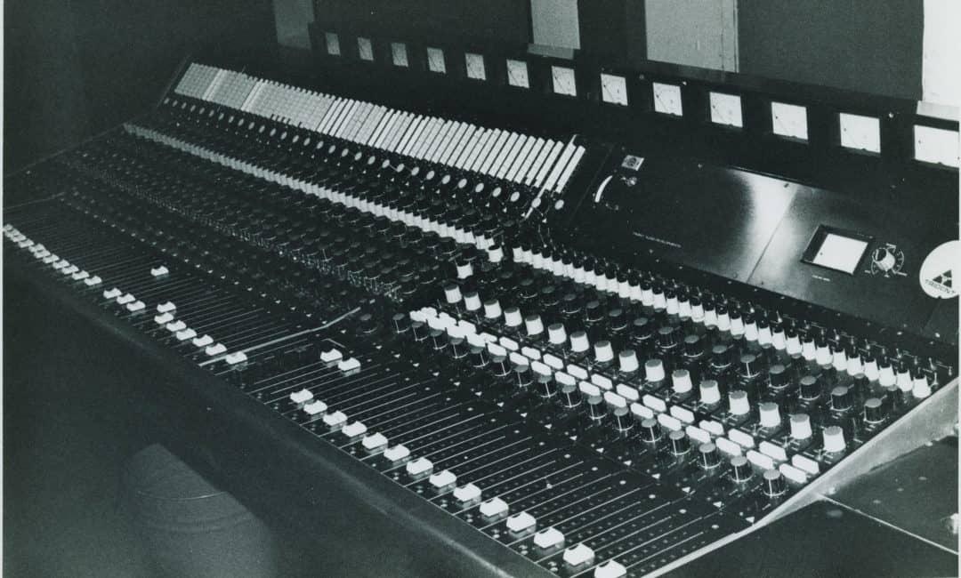 Trident B Range Console