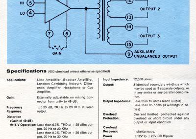 API 325 Schematic