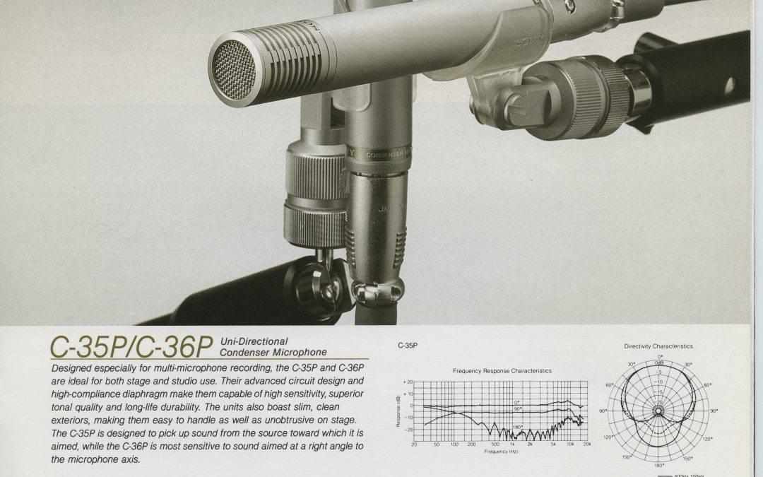 Sony C-35/ C-36P