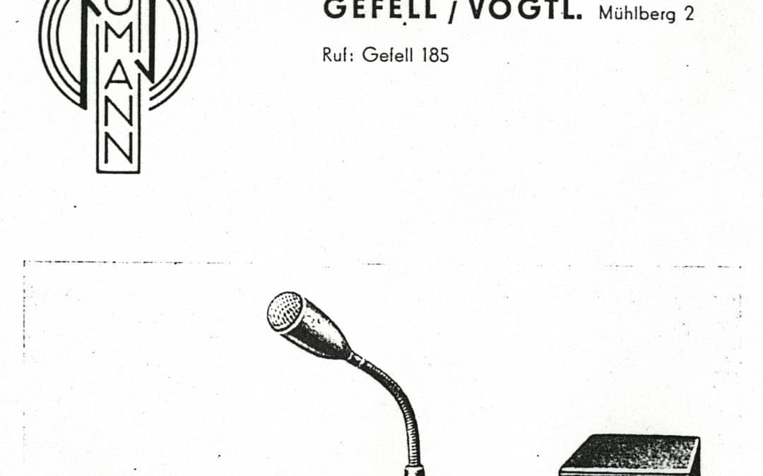 Neumann M14 Condenser Microphone