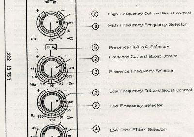 Neve 31102 Diagram